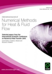 Обложка книги  - Selected papers from the International Scientific Conference on Numerical Heat Transfer 2005