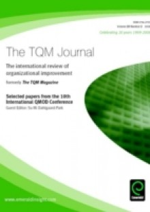 Обложка книги  - Selected papers from the QMOD Conference 2007