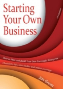 Обложка книги  - Starting Your Own Business 6th Edition
