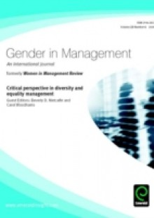 Обложка книги  - Critical perspectives in diversity and equality management