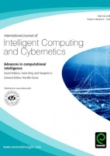 Обложка книги  - Advances in Computational Intelligence