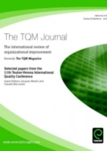 Обложка книги  - Selected papers from the 11th Toulon-Verona International Quality Conference