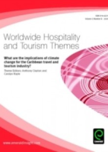 Обложка книги  - What are the implications of climate change for the Caribbean travel and tourism industry