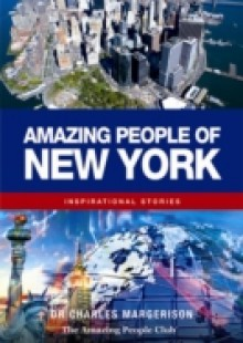 Обложка книги  - Amazing People of New York