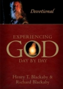 Обложка книги  - Experiencing God Day by Day