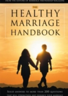 Обложка книги  - Healthy Marriage Handbook