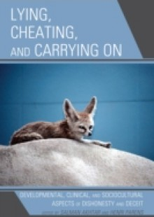 Обложка книги  - Lying, Cheating, and Carrying On