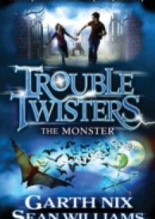 Обложка книги  - Troubletwisters 2: The Monster