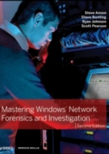 Обложка книги  - Mastering Windows Network Forensics and Investigation