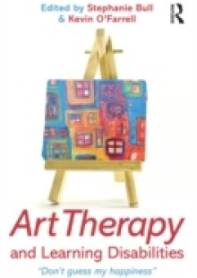 Обложка книги  - Art Therapy and Learning Disabilities