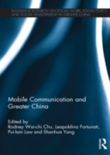 Обложка книги  - Mobile Communication and Greater China