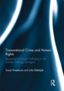 Обложка книги  - Transnational Crime and Human Rights
