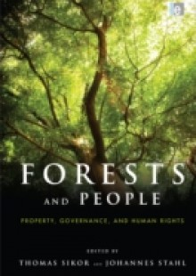 Обложка книги  - Forests and People