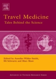 Обложка книги  - Travel Medicine: Tales Behind the Science