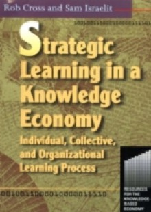 Обложка книги  - Strategic Learning in a Knowledge Economy