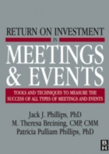 Обложка книги  - Return on Investment in Meetings and Events