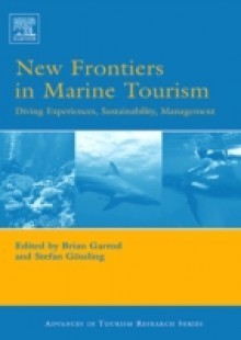 Обложка книги  - New Frontiers in Marine Tourism