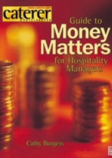 Обложка книги  - Money Matters for Hospitality Managers