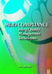 Обложка книги  - MDD Compliance Using Quality Management Techniques