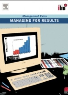 Обложка книги  - Managing for Results Revised Edition