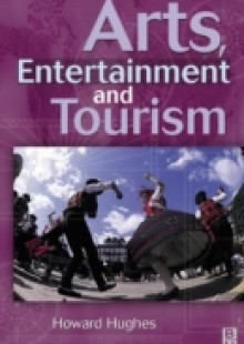 Обложка книги  - Arts, Entertainment and Tourism