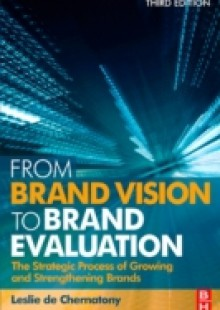 Обложка книги  - From Brand Vision to Brand Evaluation