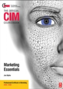 Обложка книги  - CIM Coursebook 08/09 Marketing Essentials