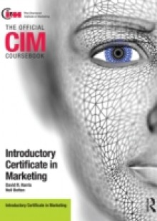 Обложка книги  - CIM Coursebook Introductory Certificate in Marketing