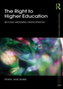 Обложка книги  - Right to Higher Education