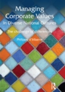 Обложка книги  - Managing Corporate Values in Diverse National Cultures