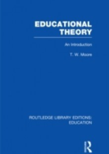Обложка книги  - Educational Theory (RLE Edu K)