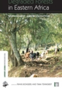 Обложка книги  - Degraded Forests in Eastern Africa