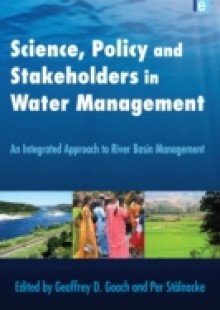 Обложка книги  - Science, Policy and Stakeholders in Water Management