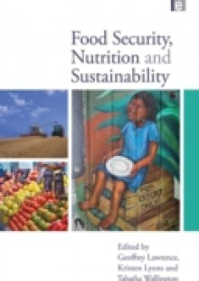 Обложка книги  - Food Security, Nutrition and Sustainability