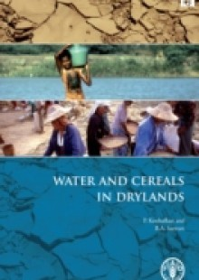 Обложка книги  - Water and Cereals in Drylands
