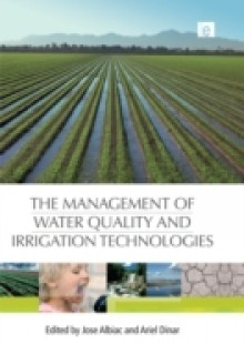 Обложка книги  - Management of Water Quality and Irrigation Technologies