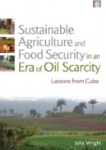 Обложка книги  - Sustainable Agriculture and Food Security in an Era of Oil Scarcity