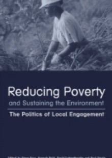 Обложка книги  - Reducing Poverty and Sustaining the Environment