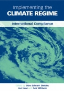 Обложка книги  - Implementing the Climate Regime