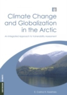 Обложка книги  - Climate Change and Globalization in the Arctic