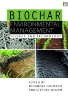 Обложка книги  - Biochar for Environmental Management