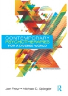 Обложка книги  - Contemporary Psychotherapies for a Diverse World