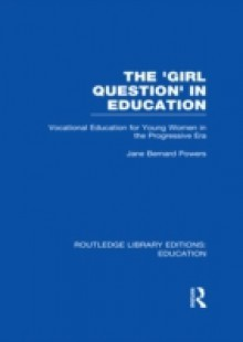 Обложка книги  - 'Girl Question' in Education (RLE Edu F)