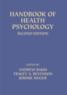Обложка книги  - Handbook of Health Psychology