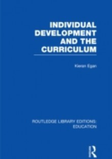 Обложка книги  - Individual Development and the Curriculum