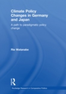 Обложка книги  - Climate Policy Changes in Germany and Japan