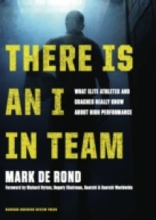 Обложка книги  - There Is an I in Team