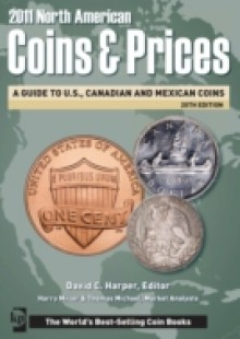 Обложка книги  - 2011 North American Coins and Prices