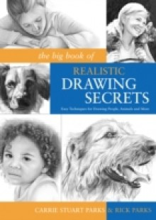 Обложка книги  - Big Book of Realistic Drawing Secrets