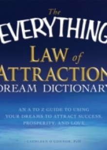 Обложка книги  - Everything Law of Attraction Dream Dictionary